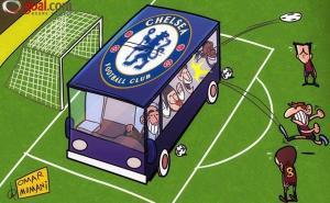 parkir bus